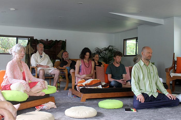 Joining a meditation retreat is a good place to start - Questions about Meditation